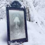 Чистим зеркало от негатива